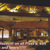 15% Discount on all Pizza's, Soft Drink & Beers!!! @ Al Porto Italian Restaurant