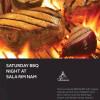 Saturday BBQ Night at Sala Rim Nam, Pattaya Marriott Resort & Spa