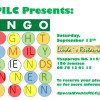 PILC Present Bingo @ Linda Restaurant – 13th September 2014