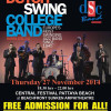 Dutch Swing College Band Live in Pattaya at Central Festival Pattaya Beach – 27th November 2014