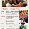 7 Days Surprises @ Havana Bar, Holiday Inn Pattaya