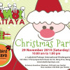 Bambi Pattaya Xmas Party at Ladybird Pattaya International Kindergarten – Saturday 29th November 2014