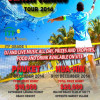 Phuket Beach Tennis Tournament 2014 at Outrigger Laguna Phuket Beach Resort – 5th to 7th December