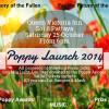 Poppy Launch 2014 @ Queen Victoria Pattaya – Saturday 25th October