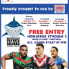 First Rugby League Match in Pattaya at Nongprue Stadium 2 – Saturday 25th October 2014