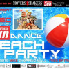 Sun-Dance Beach Party by Movers & Shakers on Pattaya Beach Road – Saturday 27th December 2014