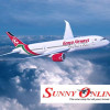 Special promotion for Fly Return by Kenya Airways with New Dreamliner 787 – SunnyOnlineTravel.com