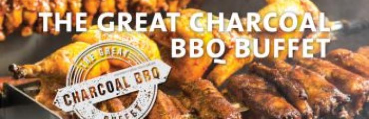 The Great Charcoal BBQ Buffet at Hard Rock Hotel Pattaya – Daily