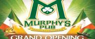 Murphy's Pub Pattaya Grand Opening – Saturday 3rd October 2015