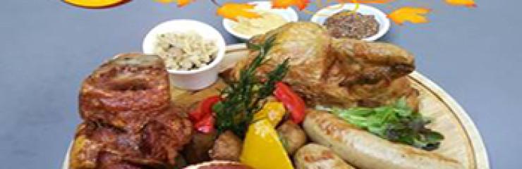 Oktoberfest Offer at Dicey Reilly's Pattaya – 16 September – 3 October 2017