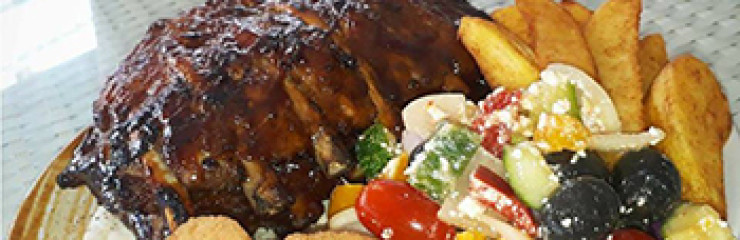 Ribs Special Week at BBQ Prime Time Soi M.I.T – 21-29 April 2018
