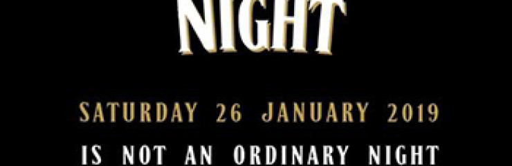 Gentleman's Night at Dicey Reilly's Pattaya – 26 January 2019