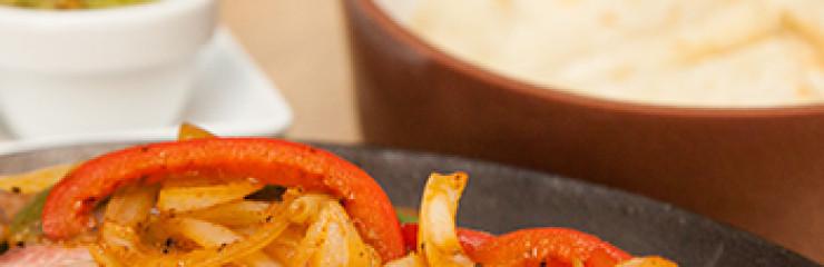295฿ – Sizzling Mexican Fajitas at Smokin' Joe's BBQ Pattaya – Saturday special