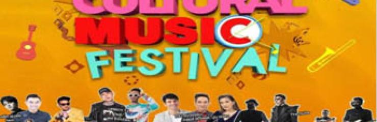 Thailand Cultural Music Festival at Bali Hai Pier Pattaya – 25 to 26 May 2018