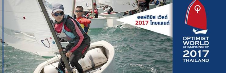 Thailand bids for Optimist World Championships 2017