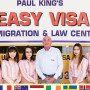Paul King's Easy Visa 100% guaranteed services