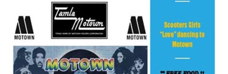 Motown Night at Scooters Bar LK Metro – Friday 20th January 2017