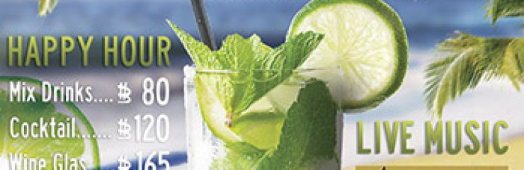 Happy Hours at Akvavit Grill & Bar – Saturday