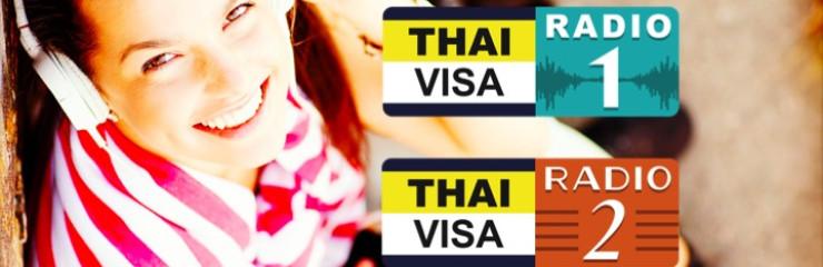 Thaivisa Radio 1 and Thaivisa Radio 2