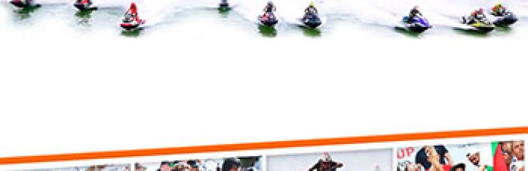 KING'S CUP – JET SKI WORLD CUP 2017 at Jomtien Beach – 7-10 December