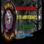 Burapa Bike Week 2018 - 9-10 February 2018