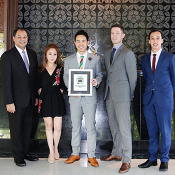 Royal Wing Suites And Spa Celebrates 6th Year Winning the TripAdvisor Travelers' Choice Award For Top Luxury Hotel
