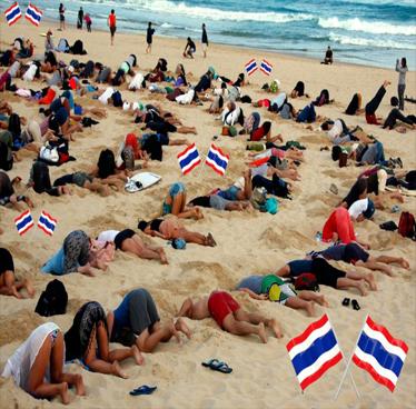 Hidden Dangers of Thai Beaches