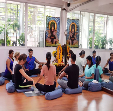 Yoga and the Wonderful Diversity in Bangkok Thailand