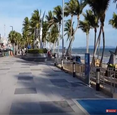 Anyone for a nice run in Pattaya, Thailand?
