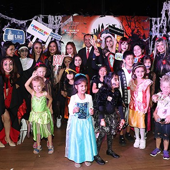 Royal Cliff Scares Up Massive Number of Guests for 5th Unforgettable Vampires @ the Cliff Halloween Family Fun!