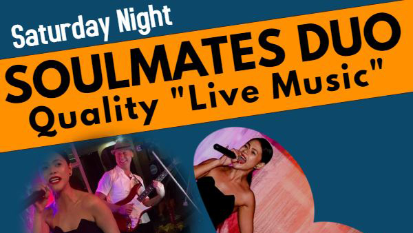 Soulmates Live Music at Scooters Bar Soi 6 - 6 July 2019 - Inspire