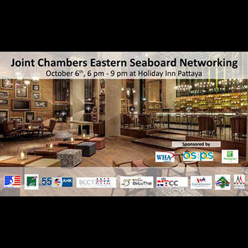 Inspire Pattaya Chambers Eastern Seaboard Networking By
