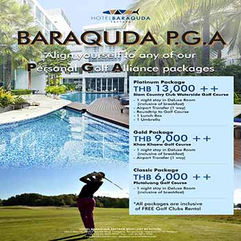 Golf Package POSTER 50x70-A3-A4-A5-Flyer