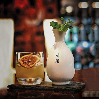 Benihana-Cocktail!