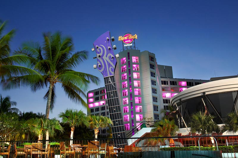 Hard Rock Hotel & Cafe Pattaya