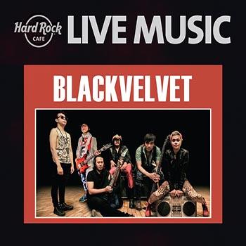 HardRockCafePattaya_Blackvelvet_Band