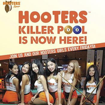 Hooters Killer Pool at Hooters Pattaya – Fridays