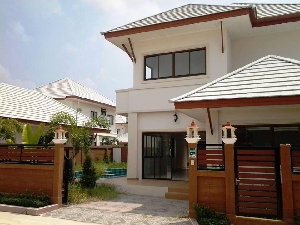Beautiful 2 Stories house in BaanDusit Pattaya
