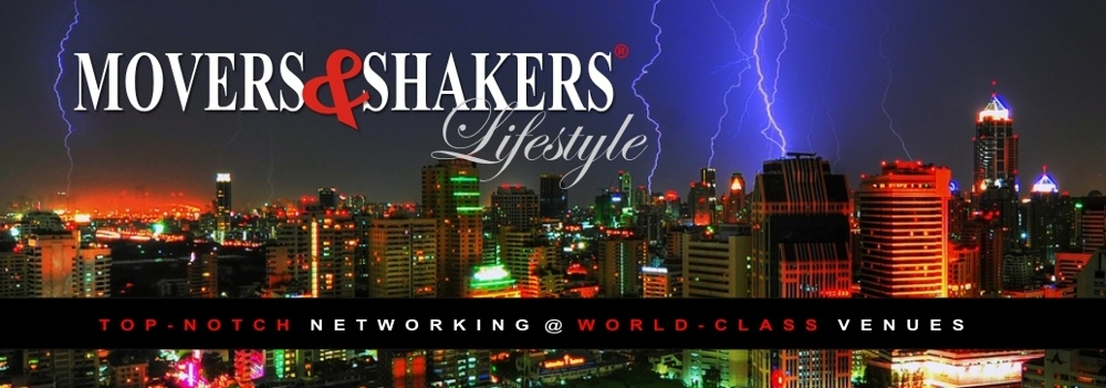Movers & Shakers Charity Networking Event