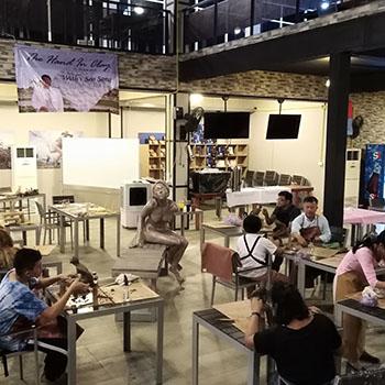 Sculpture Course at Love Art Park Pattaya – 19 January 2019