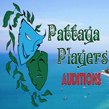 Pattaya Players Auditions at Eastern Grand Palace Hotel – 18 October 2018