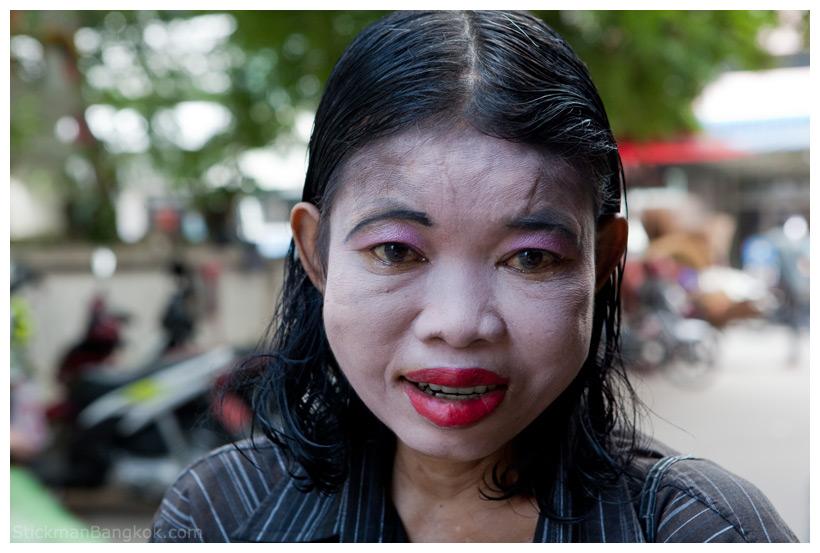 Pattaya-Woman