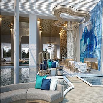 Interior Design Concept Set To Wow Guests At Renaissance Pattaya