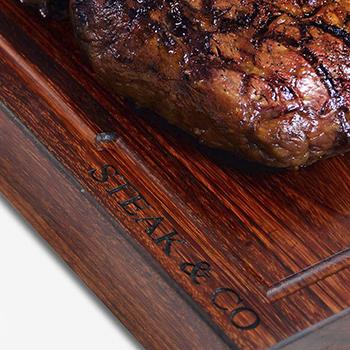 495฿ Wagyu Skirt Steak & Frites at Steak & Co Pattaya – Thursday Special