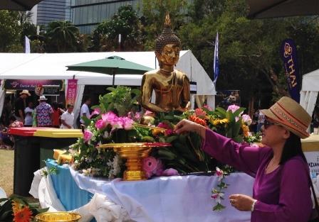 ThaiFest-Buddha