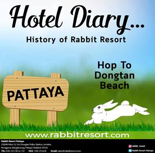 Hotel Diary: History of Rabbit Resort Pattaya
