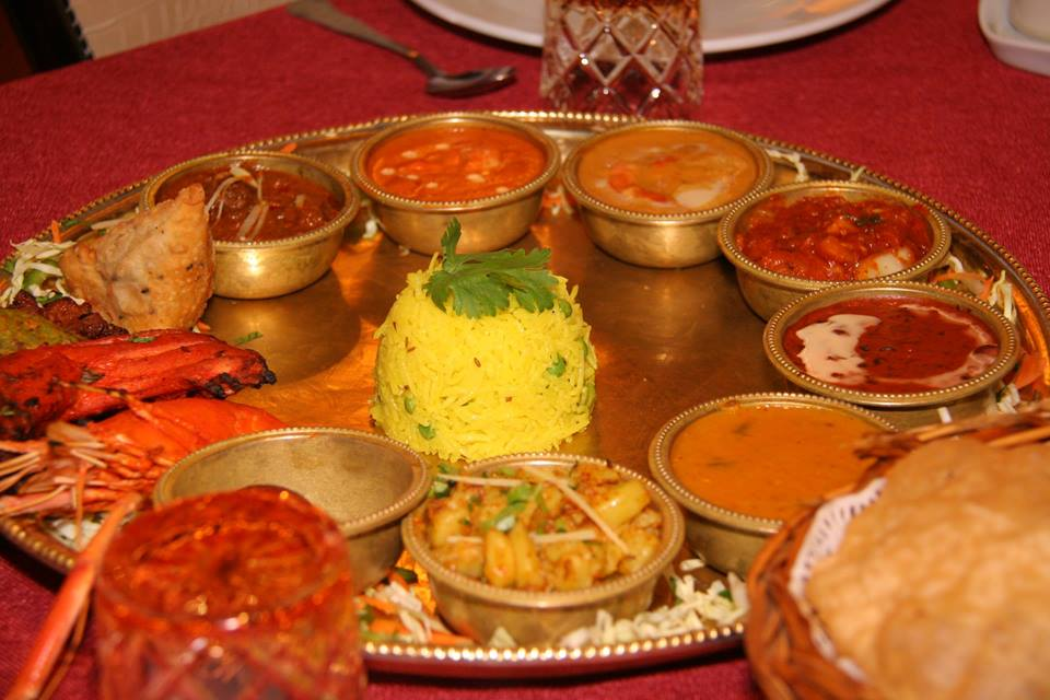 restaurant curry up in pattaya