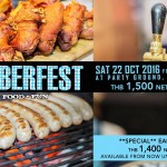 Oktoberfest 2016 in Pattaya at Amari Ocean - Saturday 22nd October