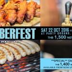 Oktoberfest 2016 in Pattaya at Amari Ocean - Saturday 22nd October