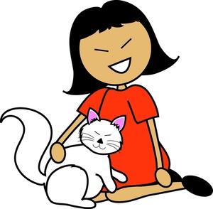 asianwithcat